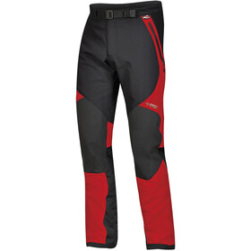 Directalpine Cascade Plus 1.0 - Pantalon long Homme - Regular rouge/noir